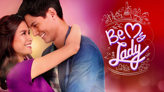 True-to-life couple Erich Ginzales and Daniel Matsunaga in a romantic comedy series.