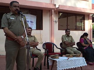 ROAD SAFETY DAY SEMINAR  organised  by  'Nakshatra Sakhyam'
