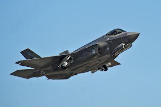Jet Tempur F-35 USAF