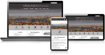 Onalaska Wisconsin Responsive Website