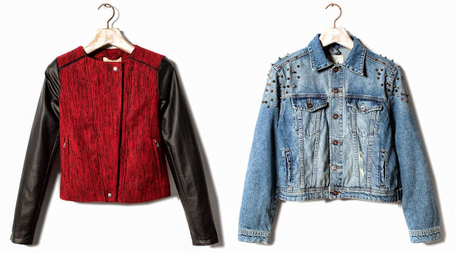 Wishlist | Pull&Bear jackets