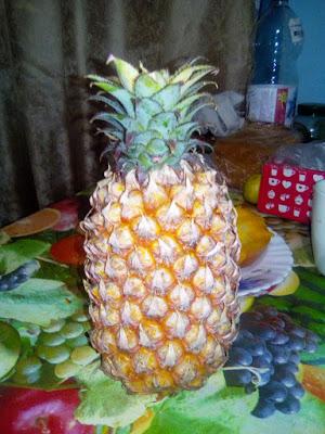 ананас из Индии