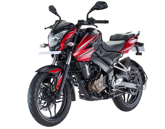 Bajaj Pulsar 200 NS BIKE 2