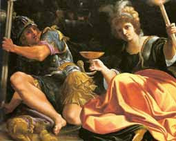 Πως η εταίρα Θαΐς εκδικήθηκε τους Πέρσες και τελικά έγινε βασίλισσα