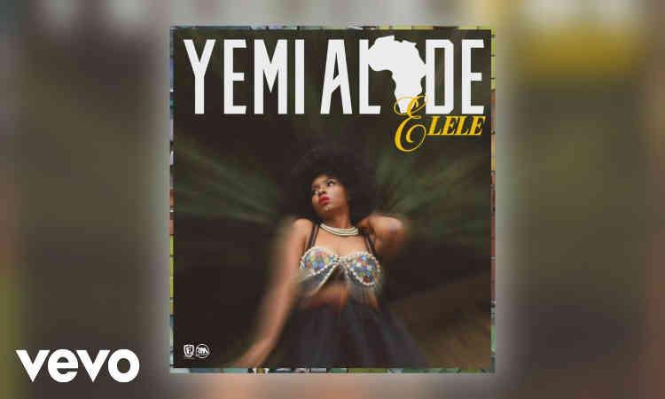 Yemi Alade releases Elele