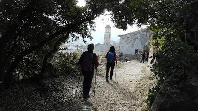GR7: Mont-ral - Arbolí
