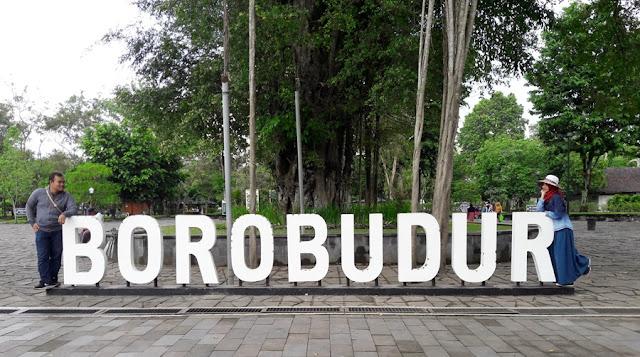 wisata candi Borobudur