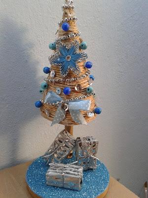 świąteczne zozdoby ręcznie robione