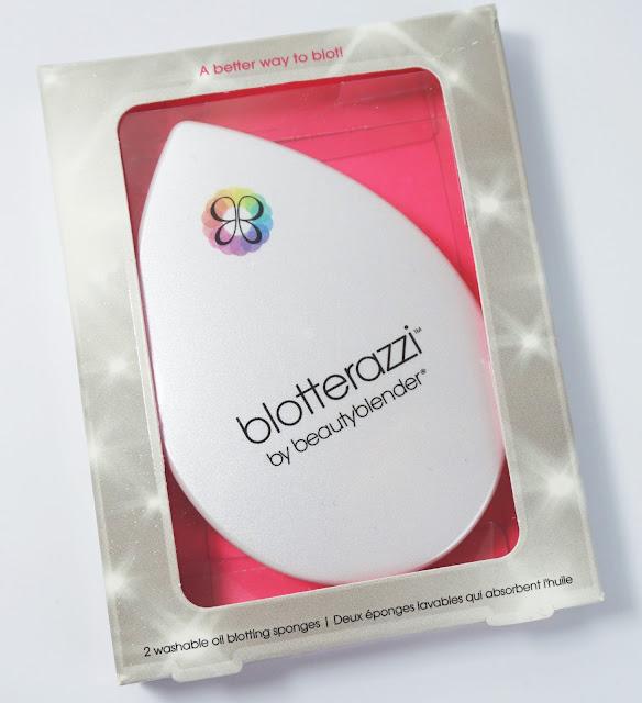 blotterazzi™ by beautyblender® mattierte Haut, schluss mit glänzenden Hautstellen, T-Zone