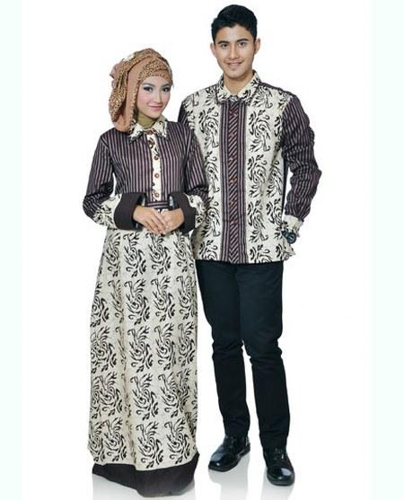 Model Baju Batik Kantor June 2016