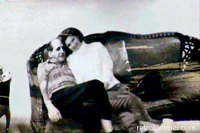 RETRO KIMMER'S BLOG: SAM GIANCANA PHYLLIS MCGUIRE 1960 LOVE STORY