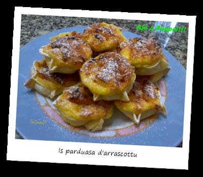 Fotografia della ricetta Is parduasa d'arrascottu della Signora Cesira