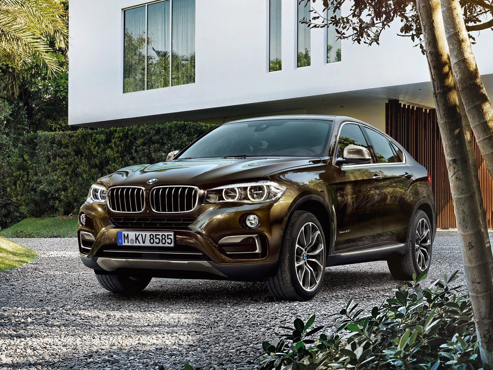 Leopaul S Blog Bmw X6 F16