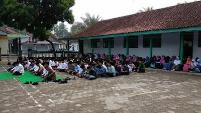 Madrasah Tsanawiyah Maarif NU Pituruh Siap Hadapi UNBK 2018.