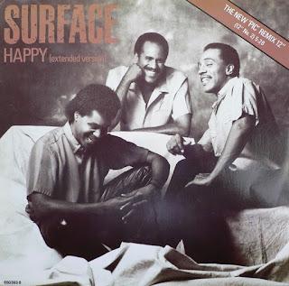 Surface – Happy (UK VLS) (Remix) (1987)