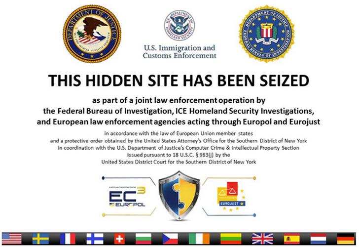 Feds Seize Silk Road 2.0 Servers