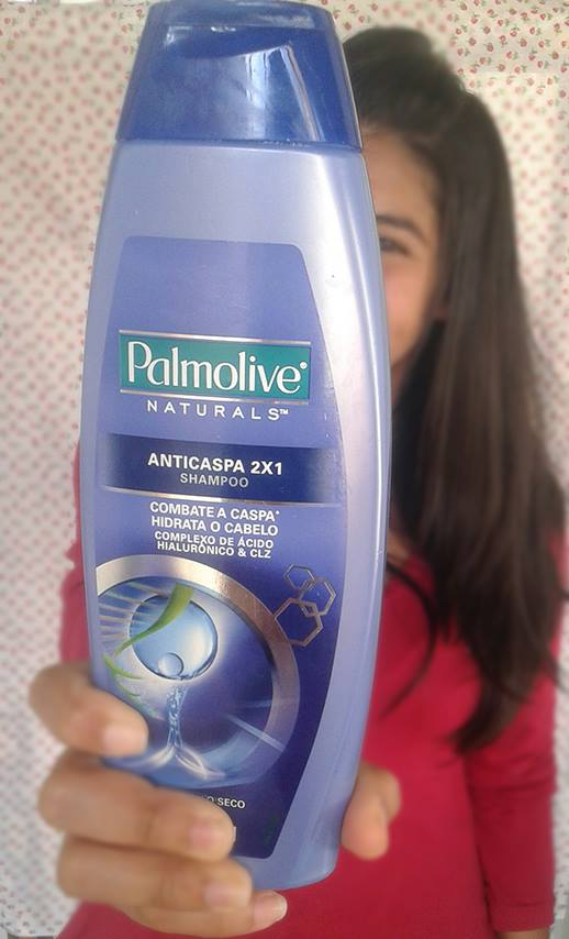 Shampoo anticaspa da Palmolive