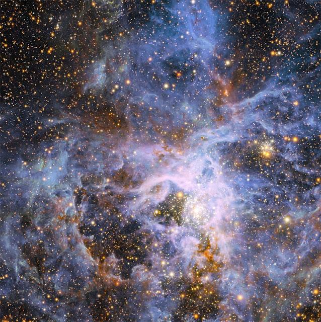 12 - Nebulosa da Tarântula - ESO - M.-R
