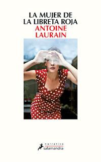 La mujer de la libreta roja Antoine Laurain