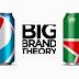 The Big Brand Theory: Diseño de latas minimalistas por Ewan Yap