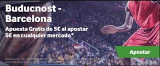 betway promo Buducnost vs Barcelona 6 diciembre