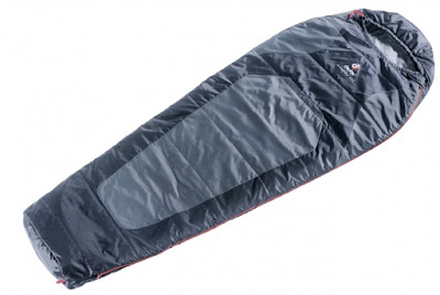 Review Sleeping Bag Deuter DreamLite 500