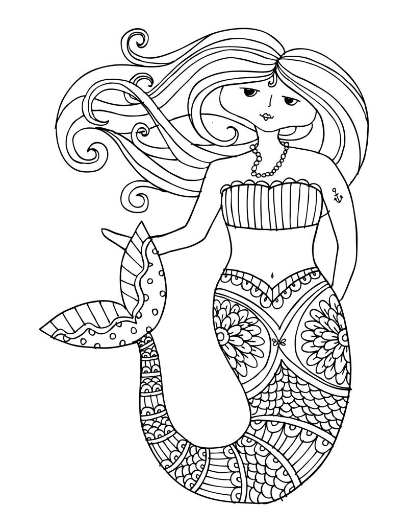 KPM Doodles: coloring pages