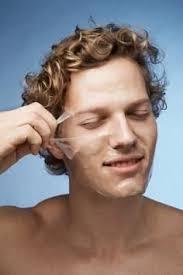 Erkekler İçin Peeling Zamanı