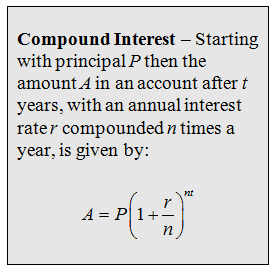 Compound interest calculator time to double investments caesar vos investment groepsverzekering