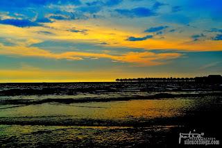 tempat menarik Pantai Bagan Lalang Sepang