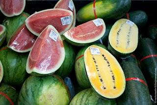 Необычные овощи и фрукты http://prazdnichnymir.ru/гибртдные сорта