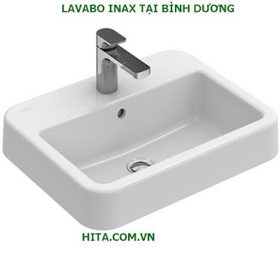 Đại lý lavabo Inax tại Bình Dương 100% chính hãng giá gốc