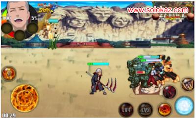 Game Naruto Shippuden Senki v2.0 Mod Apk Terbaru