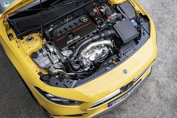 Mercedes AMG A 35 4Matic 2019