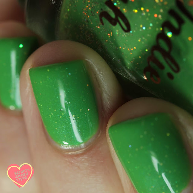 My Indie Polish Frank's Liver HHC swatch by Streets Ahead Style