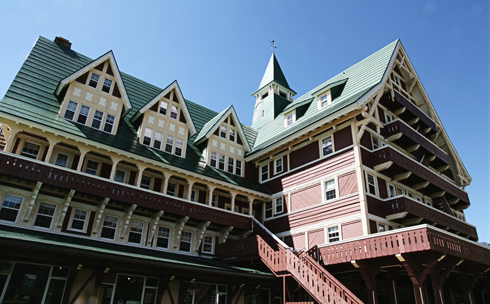 Prince of Wales Hotel Waterton Alberta