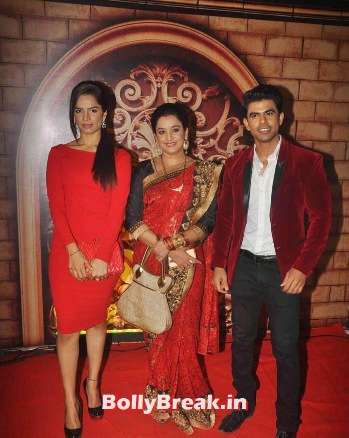 Shikha Singh, Zee Rishtey Awards 2014 Photo Gallery