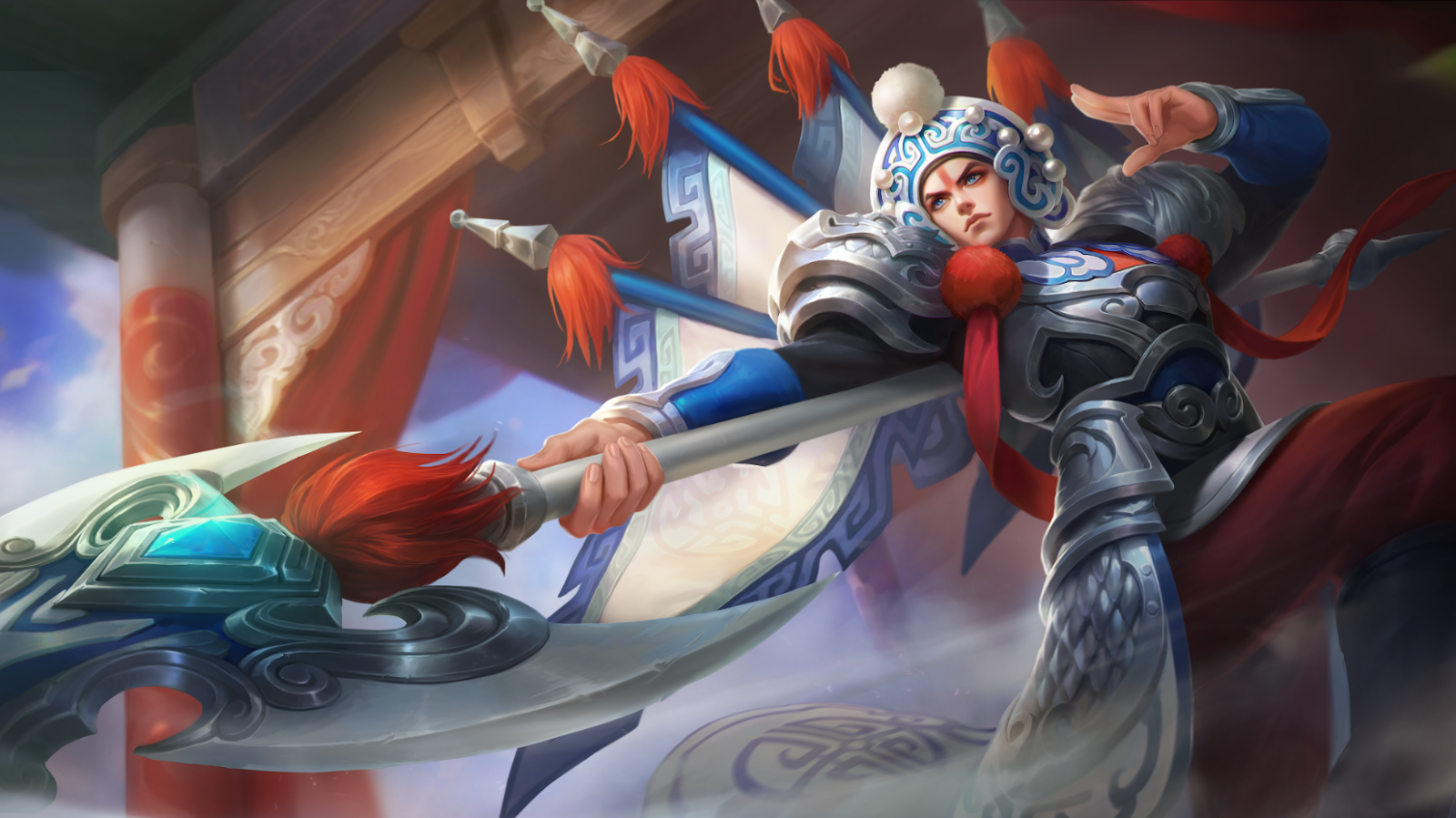 Zilong Epic Skin, Changbanpo Commander