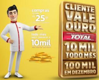 Promoção Drogaria Total 2017 Cliente Vale Ouro