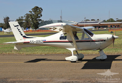 Jabiru LSA 55/3J 55-1862 | GA Aircraft Australia
