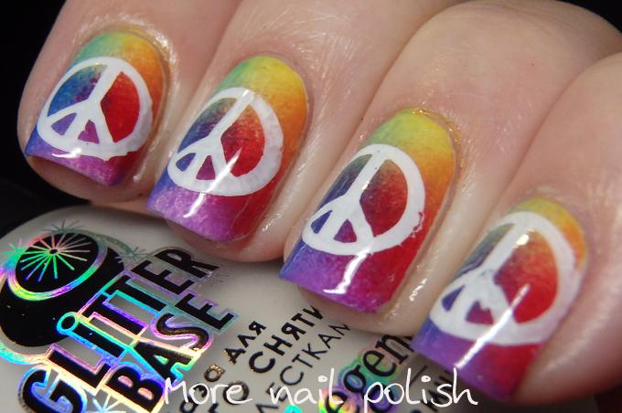 Hippiefestival Nail Art Ideas More Nail Polish