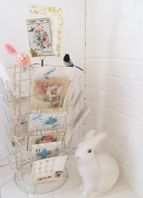 snail mail pretty postcards dottie angel