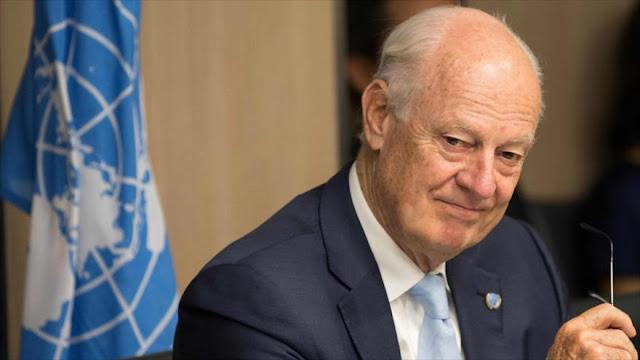 ONU: Daesh está al borde de ser aniquilado en Siria