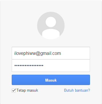 Login page gmail.com