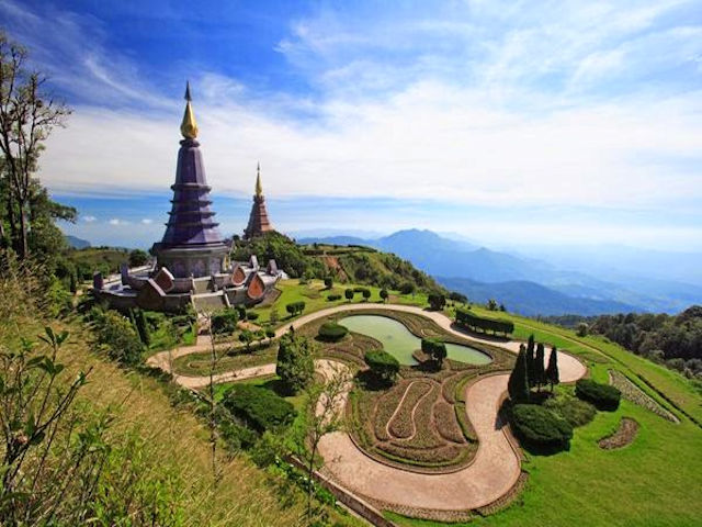 Chiang Mai, Doi Inthanon National Park, Tourism Authority of Thailand, Copyright 2009