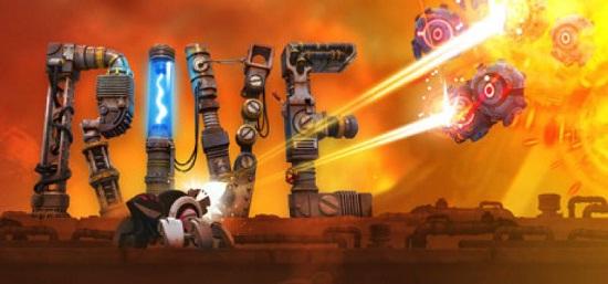 Free Download RIVE: Wreck, Hack, Die, Retry PC Game