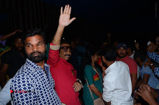 Shatamanam Bhavati Team at Sandhya Theater  0103.JPG