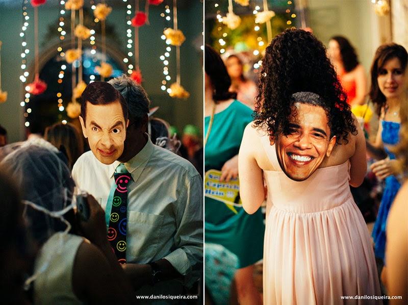 festa - recepcao - pista danca - photobooth - casamento divertido