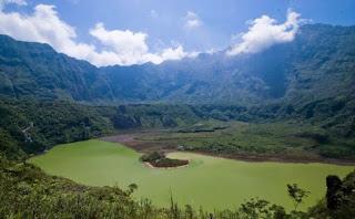 Gunung Mana Saja di Indonesia yang Terkenal Karena Letusannya?