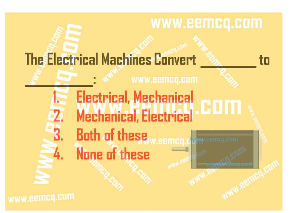 5 Concepts That Every Electrical Machines Beginner Should